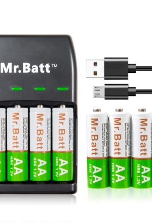 podcast rechargeable battery