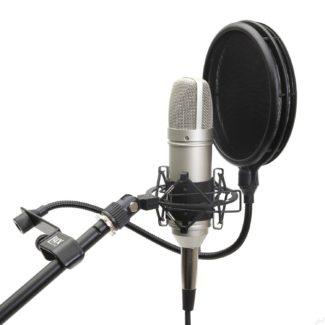 mic pop filter
