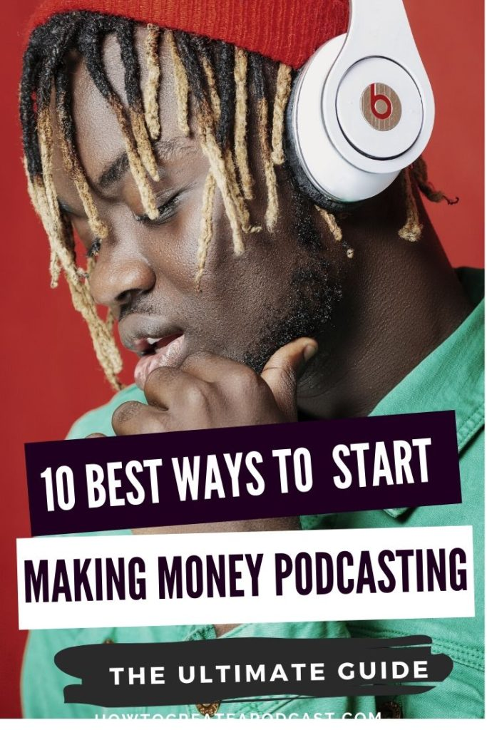 making money with podcasting